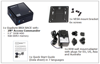 1 2 BOX Distribution - 2N® Access Commander