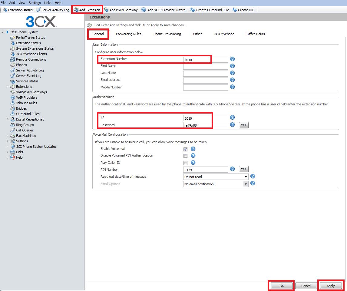 3CX Phone System - Interoperability Manual