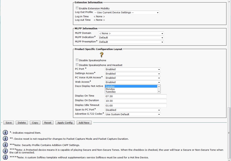 Cisco 7985 Tandberg Interoperability Manual