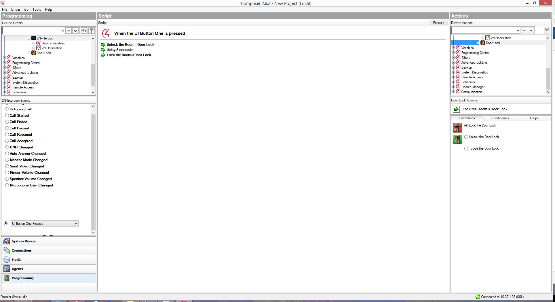 script controller 1.33