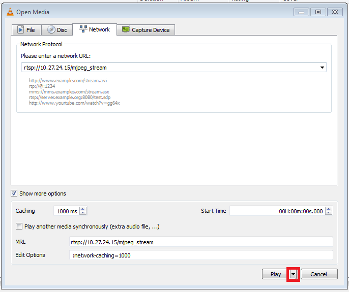 VLC Media Player - Interoperability Manual
