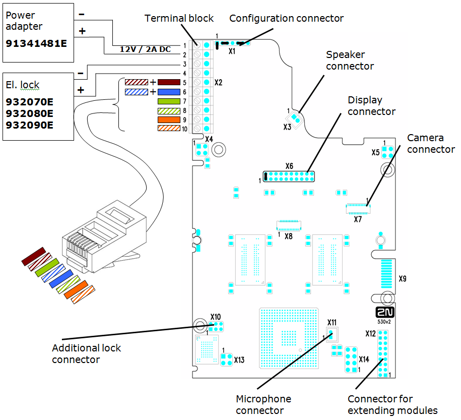 Swell 2 3 Electric Installation Installation Manual 2N Ip Vario Wiring Digital Resources Inamasemecshebarightsorg